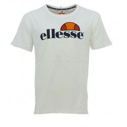 Teeshirt Ellesse EH TMC UNI - Ref. EH-H-TMC-UNI-BLANC