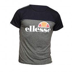 Teeshirt Ellesse EH TMC BICOL - Ref. EH-H-TMC-BI-COL--NOIR-KAK