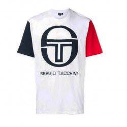 Teeshirt Sergio Tacchini ICONA T SHIRT - Ref. 37667-114-ICONA-T-SHIRT