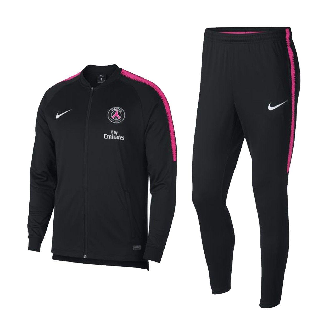 detailed look low priced catch Ensembles de survêtement Nike PSG M NK DRY SQD TRK SUIT ...