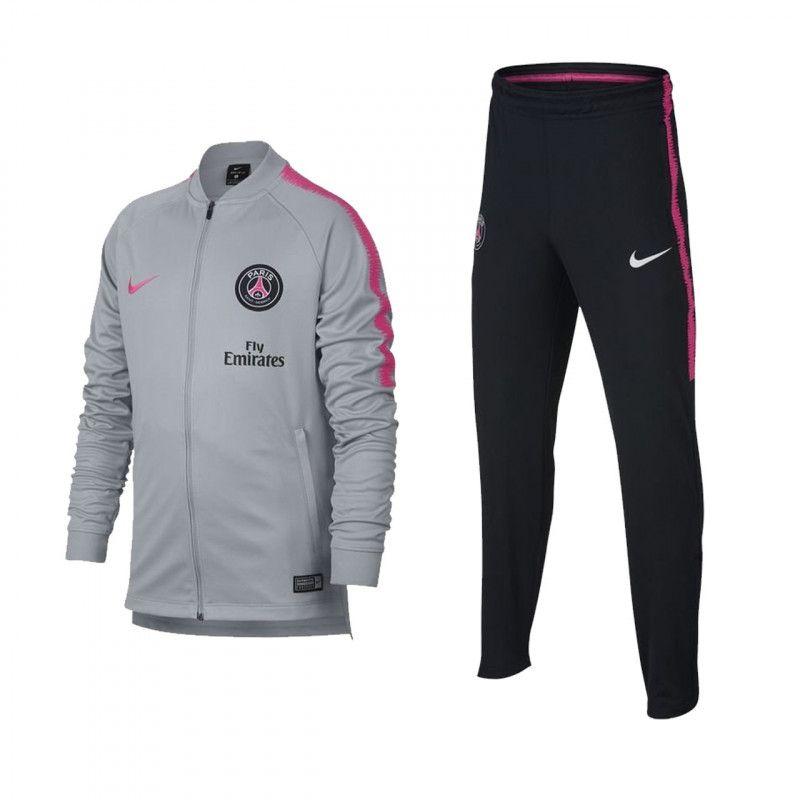 Ensembles de survêtement Nike PSG M NK DRY SQD TRK SUIT - Ref. 894343-015