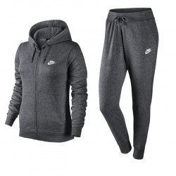 Ensemble de survêtement Nike W NSW TRK SUIT FLC 803664 478