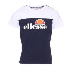Teeshirt Ellesse EH H TMC BI COL - Ref. EH-H-TMC-BI-COL-BLANC-MAR
