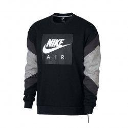 Sweats Nike M NSW AIR CREWNECK FLC - Ref. 928635-010
