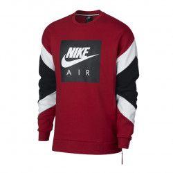 Sweats Nike M NSW AIR CREWNECK FLC - Ref. 928635-687