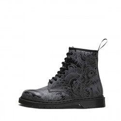 Boots Dr Martens BLACK+GUNMETAL - Ref. 1460-24239001