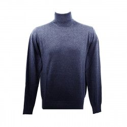 Pull Real Cashmere (Navy) - Ref. IUS108154--DOLCEVITA