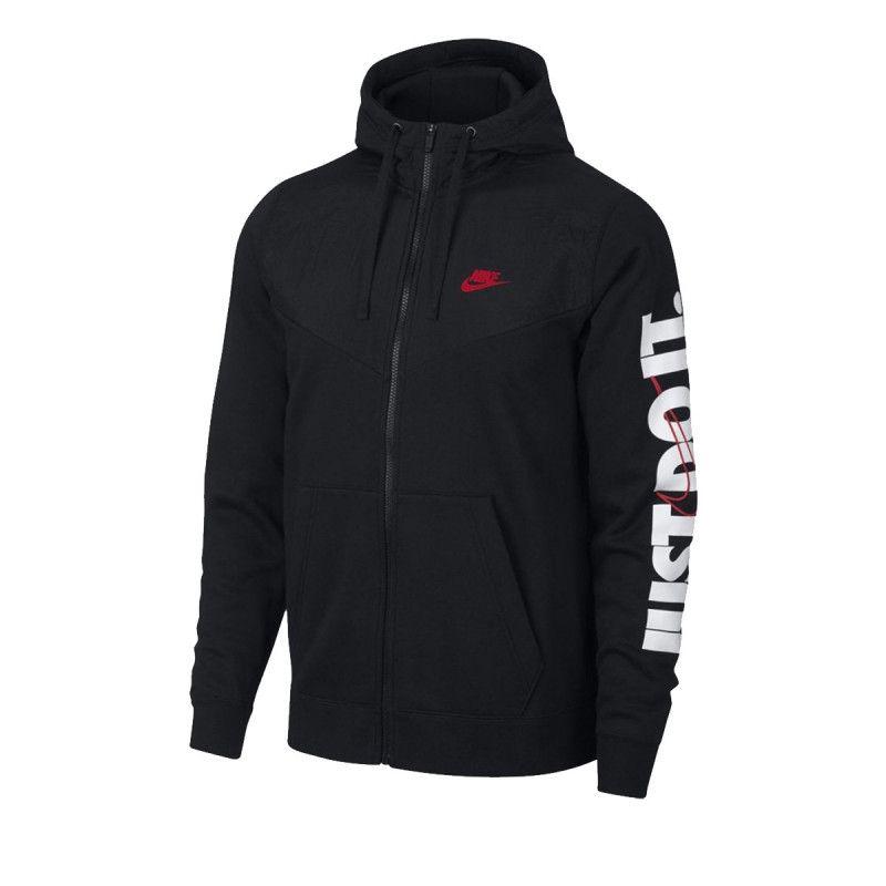 Sweats Nike M NSW HBR HOODIE FZ FLC - Ref. 931900-010