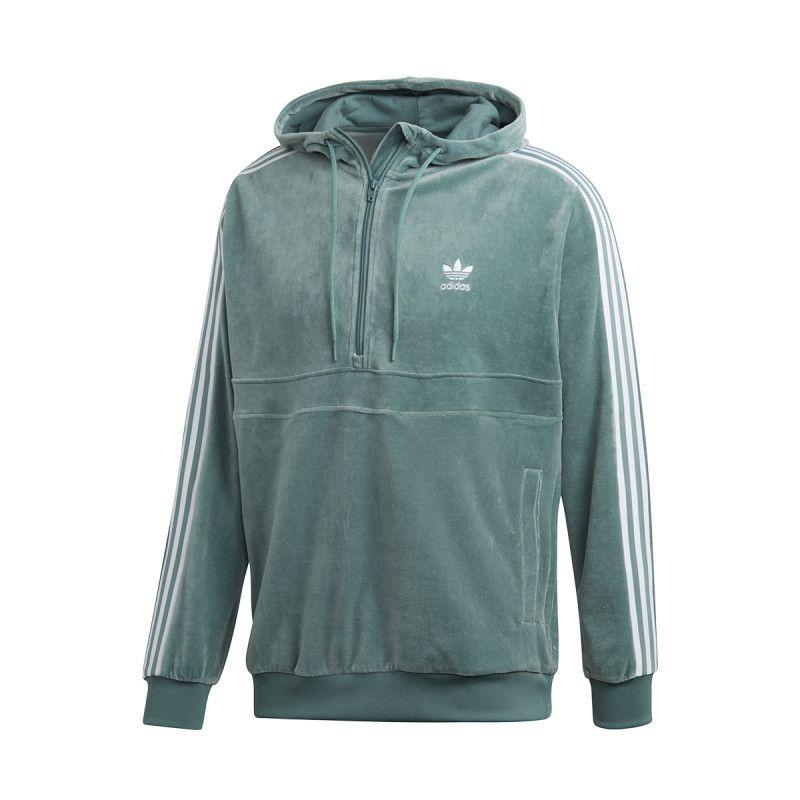 Sweats adidas Originals SWEAT CAPUCHE COZY HALFZIP - Ref. DV1624