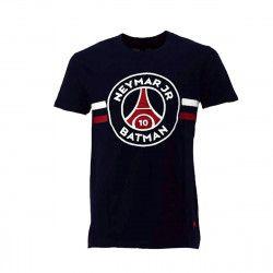 Tee-shirt PSG Justice League NEYMAR BATMAN - Ref. PSG-TEE-SHIRT-NEYMAR-BATM