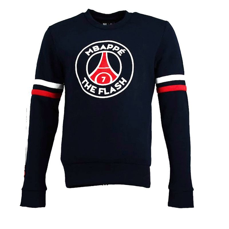 Sweat Justice League PSG SWEAT RC MBAPPE FLASH - Ref. PSG-SWEAT-RC-MBAPPE-FLASH