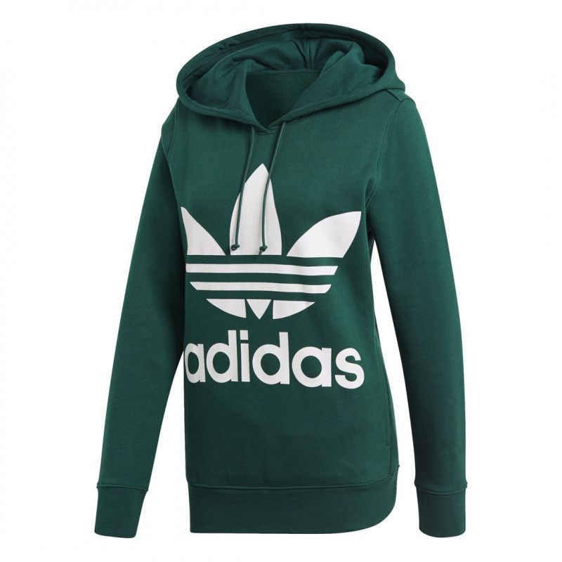 Sweat à capuche adidas Originals TREFOIL - Ref. CE2412