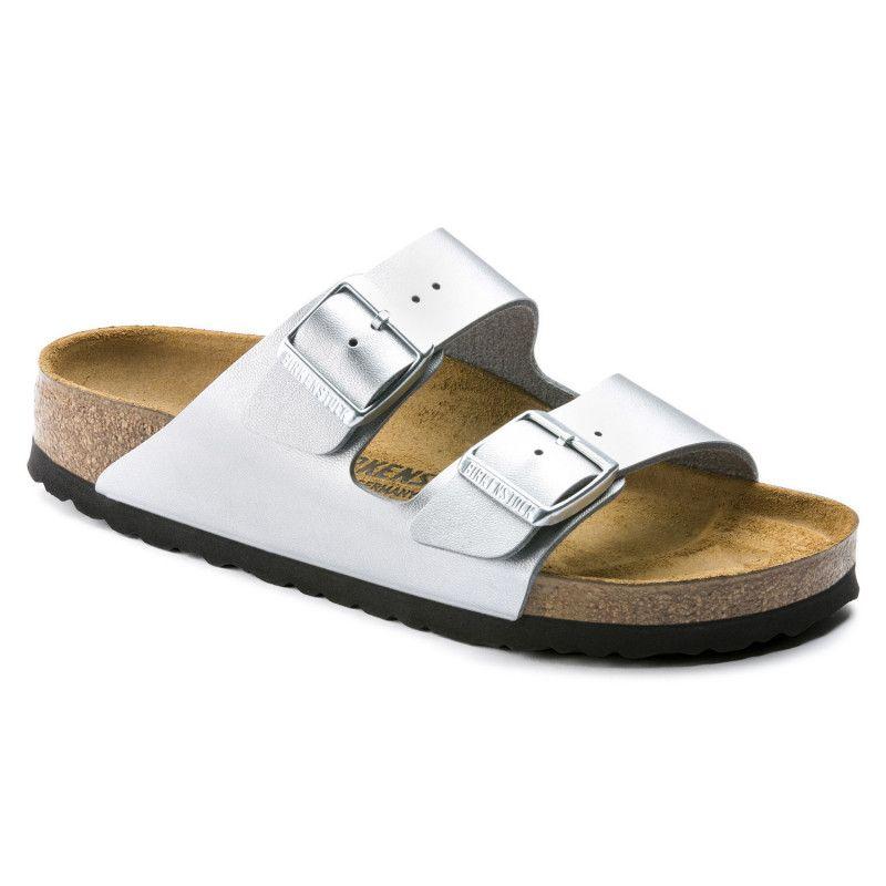 Sandales Birkenstock ARIZONA SILVER