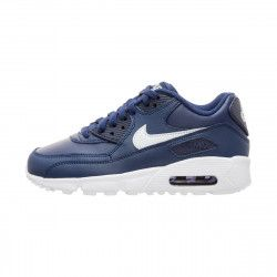 Basket Nike AIR MAX 90 LEATHER Junior - Ref. 833412-411