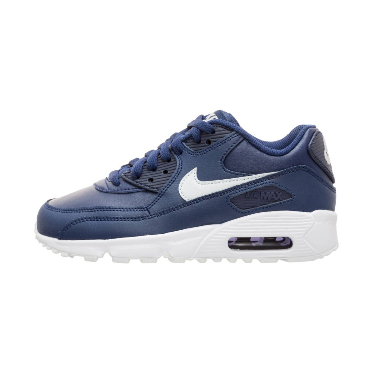 site réputé 840b8 36a6d Baskets Junior Nike AIR MAX 90 LTR GS - Pegashoes