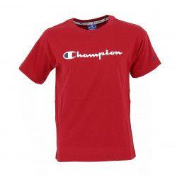 Tee-shirt Champion CREWNECK TEE SHIRT - Ref. 111393-RS010