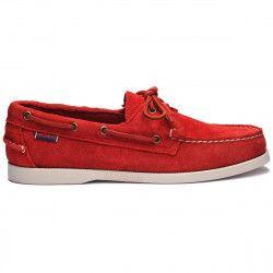Chaussure bateau Sebago DOCKSIDES PORTLAND SUEDE - Ref. 7000G90-913R