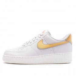 huge discount 247fd 137c5 Basket Nike AIR FORCE 1  07 Metallic - Ref. AR0642-001