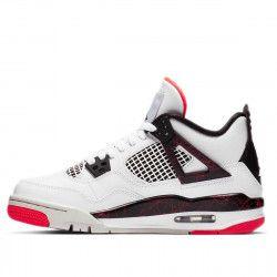 info for 8c8e0 d70fb Baskets Junior Nike JORDAN 4 RETRO GS - Ref. 408452-116