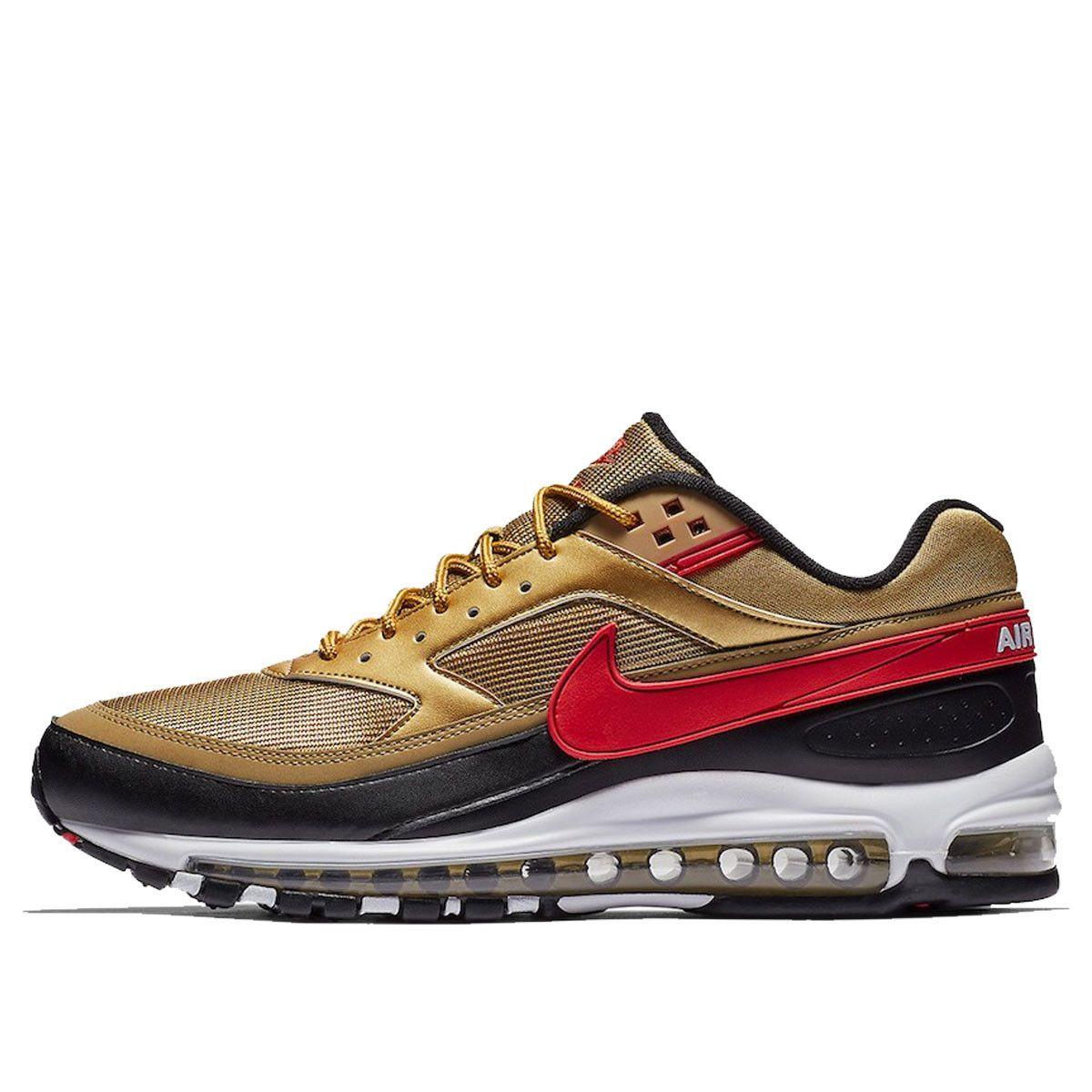 magasin en ligne 68350 5a5c2 Basket Nike AIR MAX 97/BW - Pegashoes