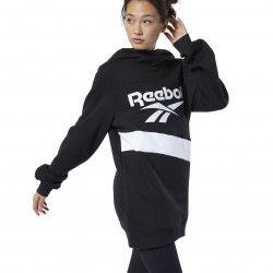 Robe à capuche Reebok CLASSICS VECTOR