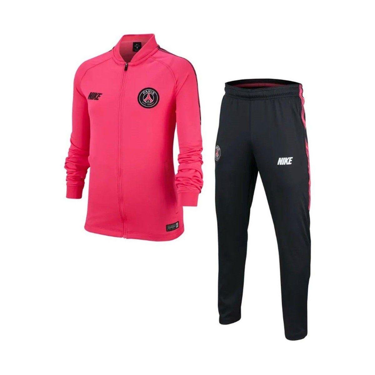 cheap for discount super specials professional sale Ensemble de survêtement Nike PARIS SAINT-GERMAIN DRI-FIT SQUAD - Pegashoes