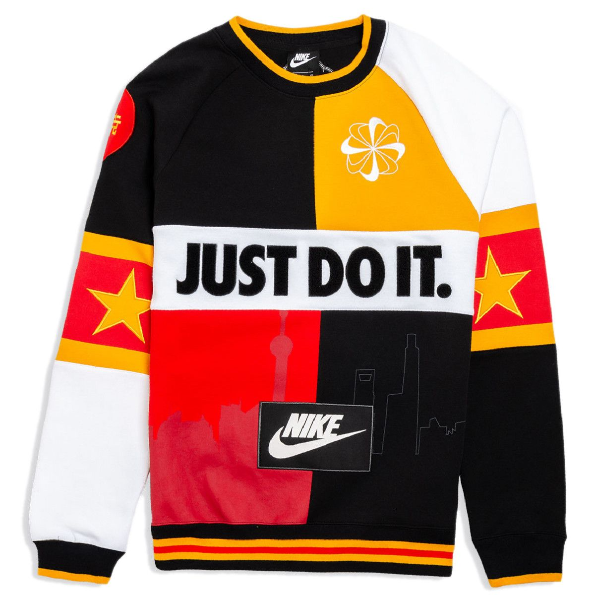 Regeneración sin embargo juez  Sweat Nike SHANGHAI CREWNECK - Pegashoes