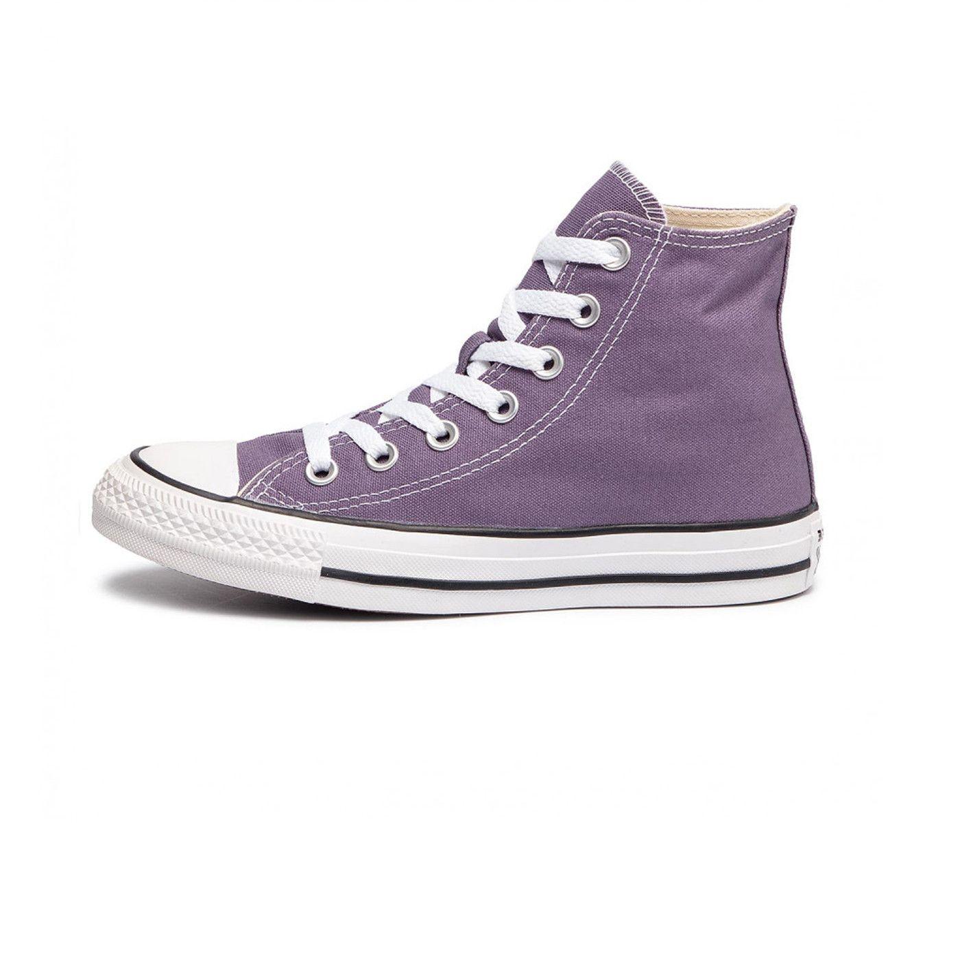 Baskets Converse violet mauve fille 163352C CHUCK TAYLOR