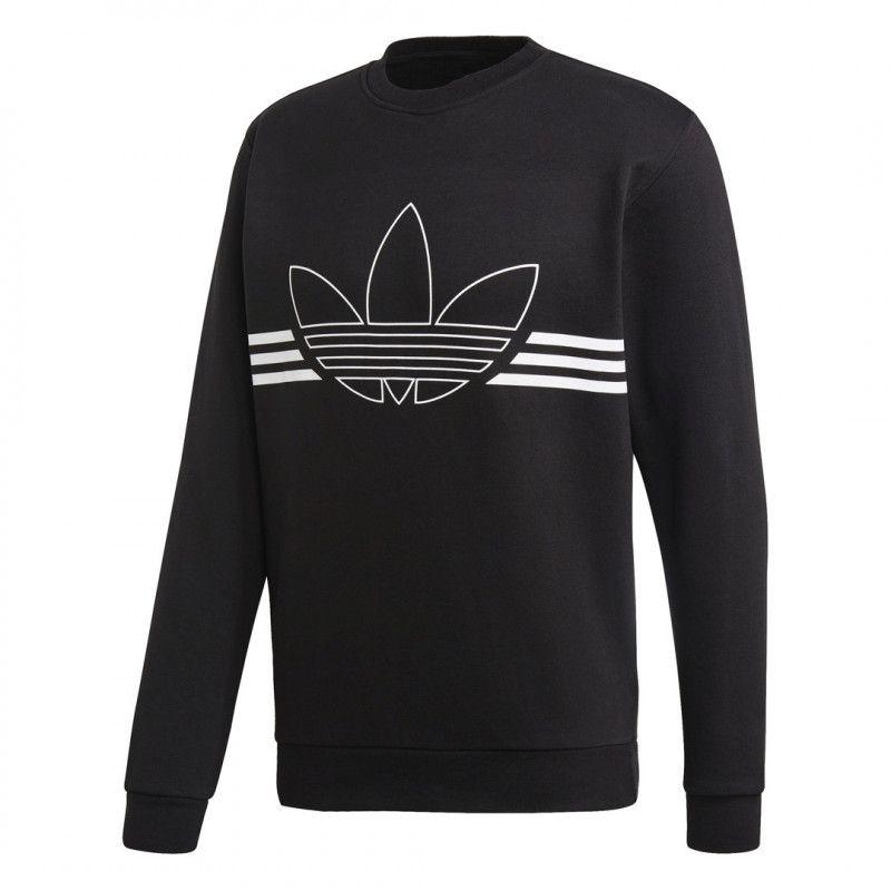Sweats adidas Originals OUTLINE CREWNECK