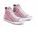 Baskets Converse CANVAS HI LOGO PLAY