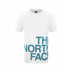 Tee-shirt The North Face M SS GRAPHIC FLOW