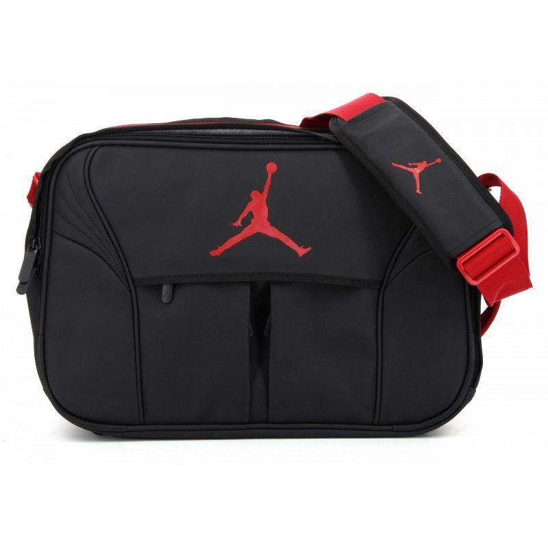 c22aa0aa41 Sac de sport Nike Jordan All Weather - 576585-010 - Pegashoes