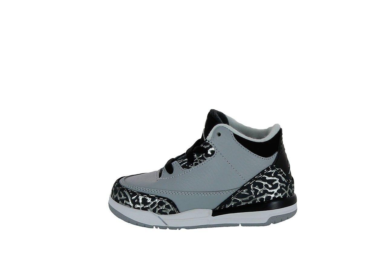 the latest 38fd5 f43e4 Basket Nike Air Jordan 3 Retro Bébé (TD) - 832033-004 - Pegashoes